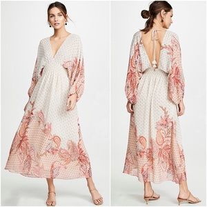 Misa for Anthropologie Emala dress